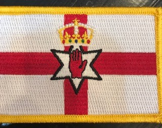 Patch: Northern Ireland Flag