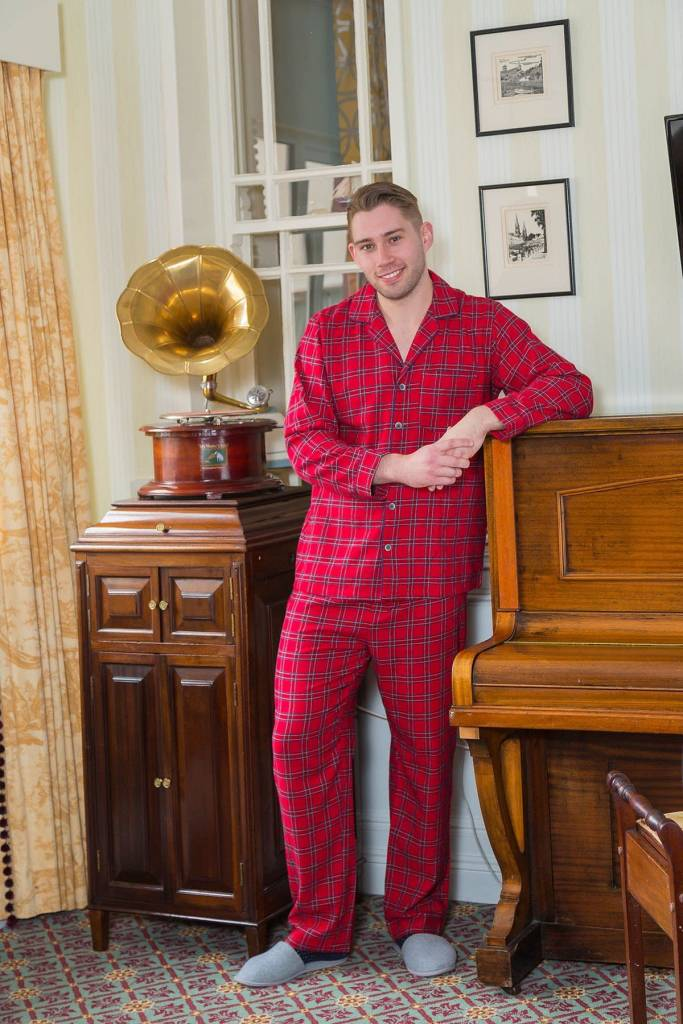 Pajamas: Flannel