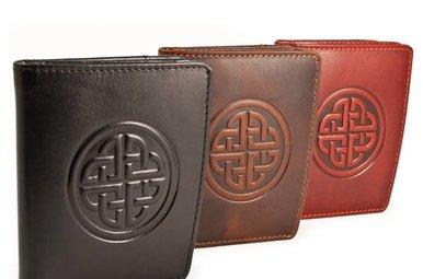 Wallet: Caitlin Ladies Knot Black