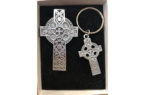 Key/Visor Clip Set: Cross