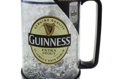 Guinness: Freezer Tankard
