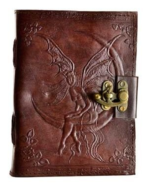 Journal: Leather Fairy Lock