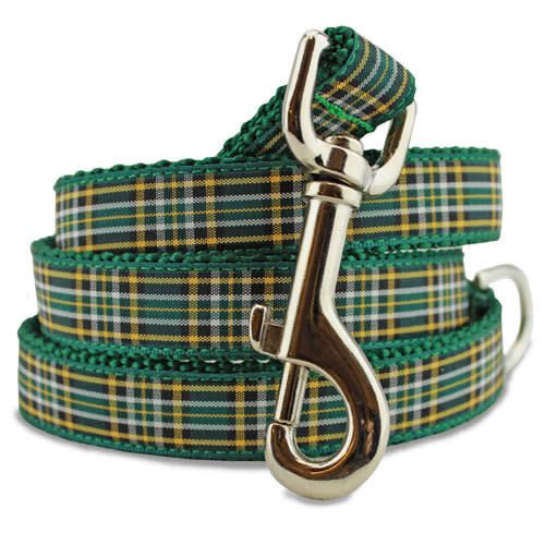 Dog Leash: Plaid