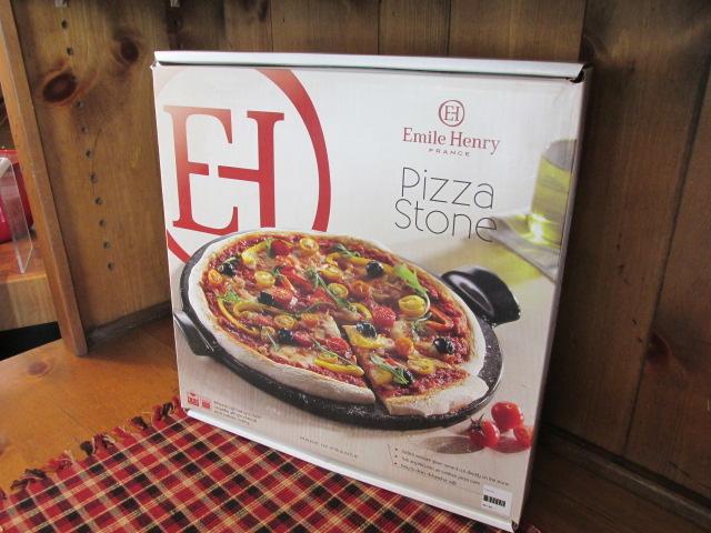 EMHRY Ceramic Pizza Stone