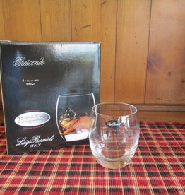 BORMIO 15.5 OZ GLASSWARE SET