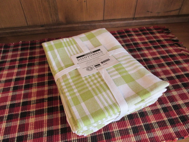 DANCA JUMBO DISH TOWELS SET OF 3