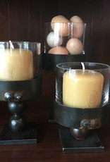 JANB Double Ball Candle Holder