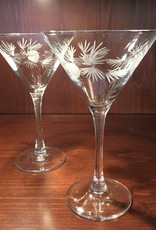 ROLF Pine Martini Glass