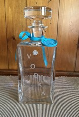 "Sq Decanter ""Vodka"""