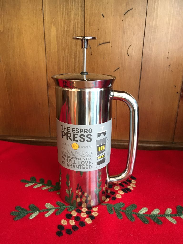 ESPRO ESPRO PRESS STAINLESS 18oz