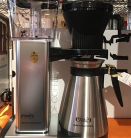 MOCCA TECHNIVORM BRUSHED 10 CUP / THERMAL CARAFE