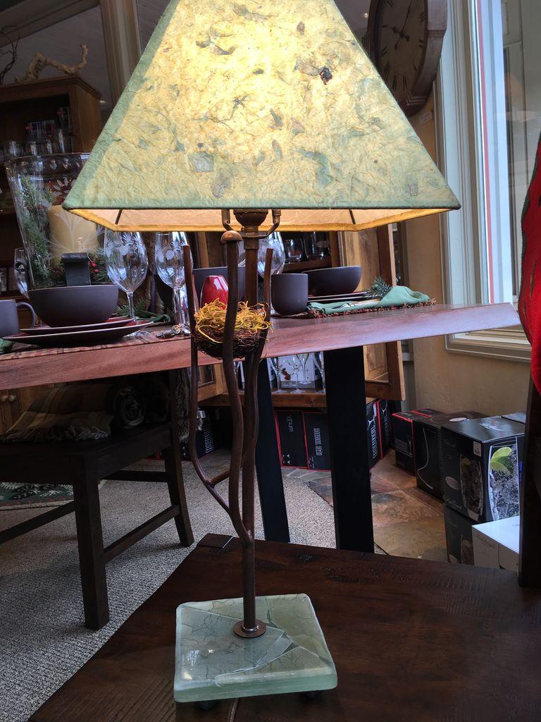 SEK IRON BRANCH TABLE LAMP/NEST
