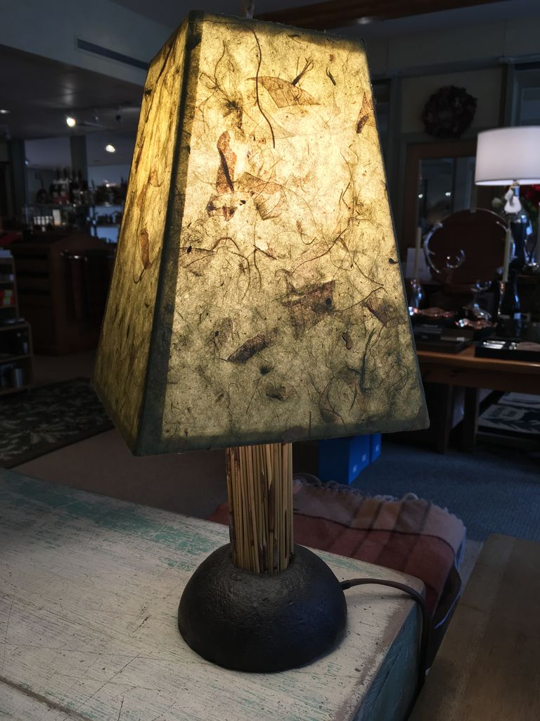 SEK SEAGRASS TABLE LAMP