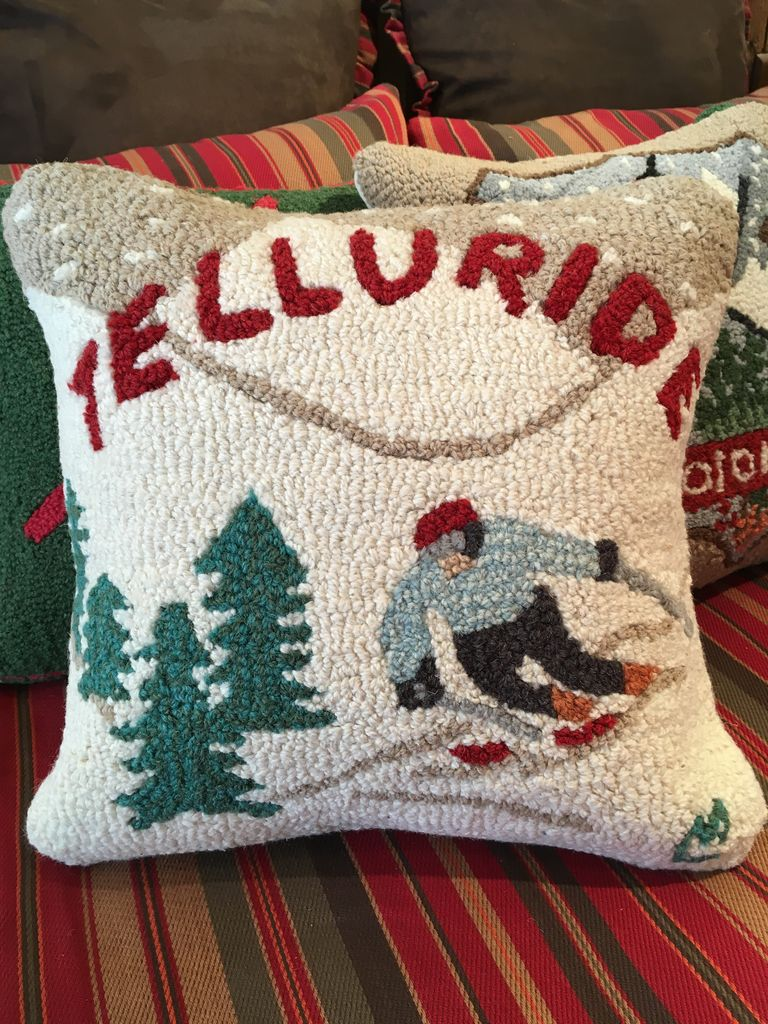 CHAND TELLURIDE PILLOW