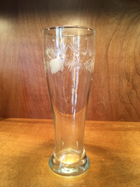 ROLF PINE PILSNER GLASS