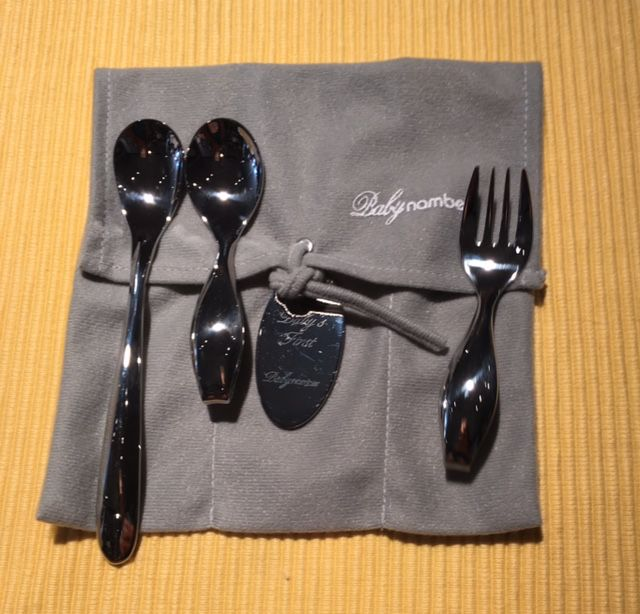 NAMBE Baby Serving Set