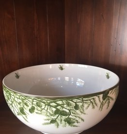 "CEC ALPINE STAG 10"" SERVING BOWL"