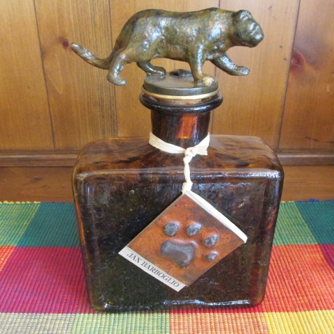 JANB Mountain Lion Decanter