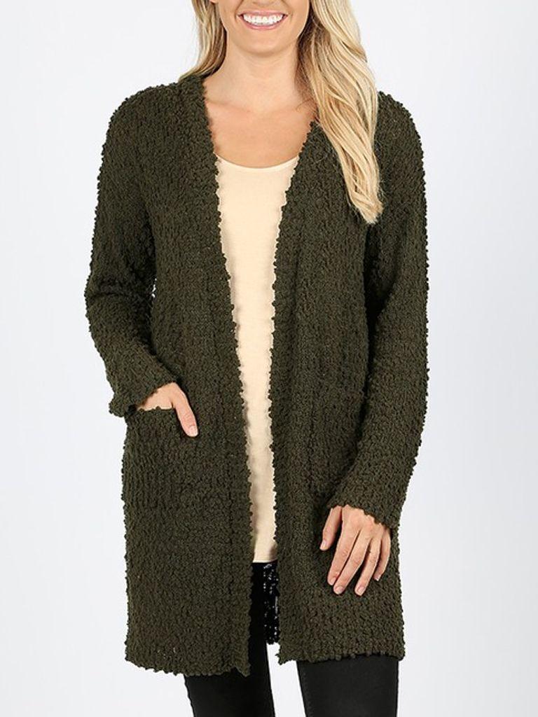 GCBLove Quinn Fuzzy Sweater