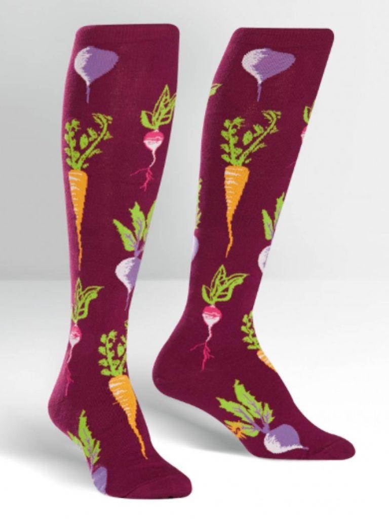 Sock it to Me Turnip The Beet