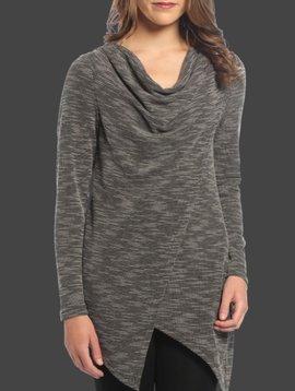 Neesha Crossover + Knit Tunic