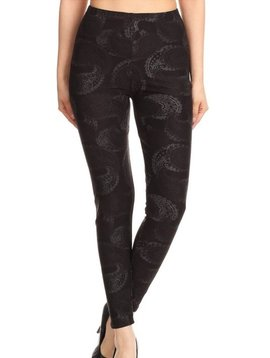 GCBLove Faded Paisley Leggings