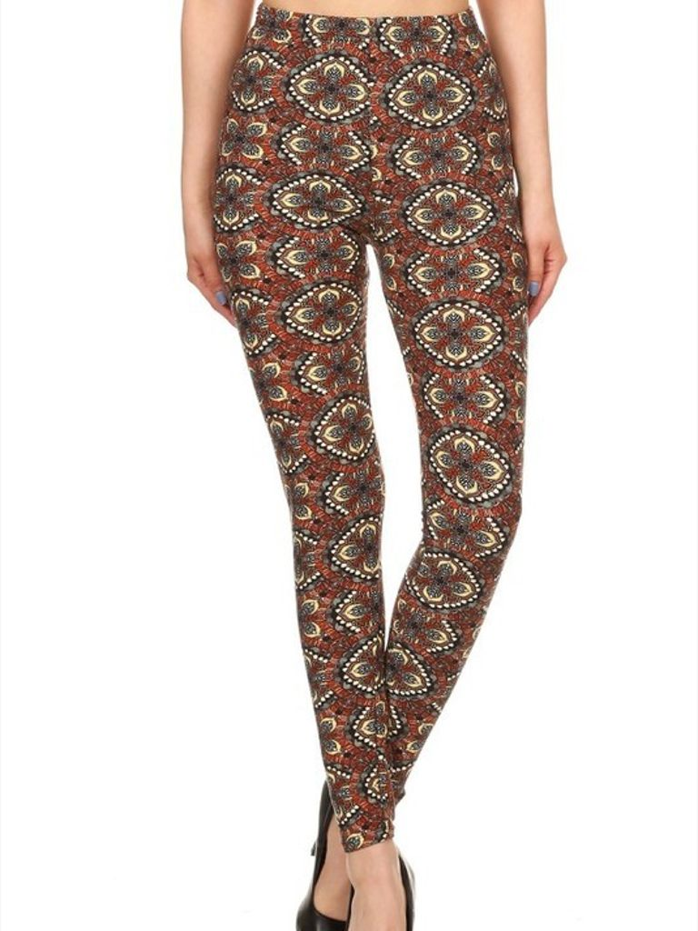 GCBLove Flower Tile Legging