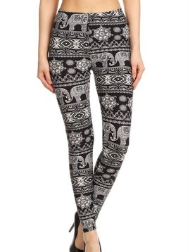 GCBLove Elephant Geo Leggings