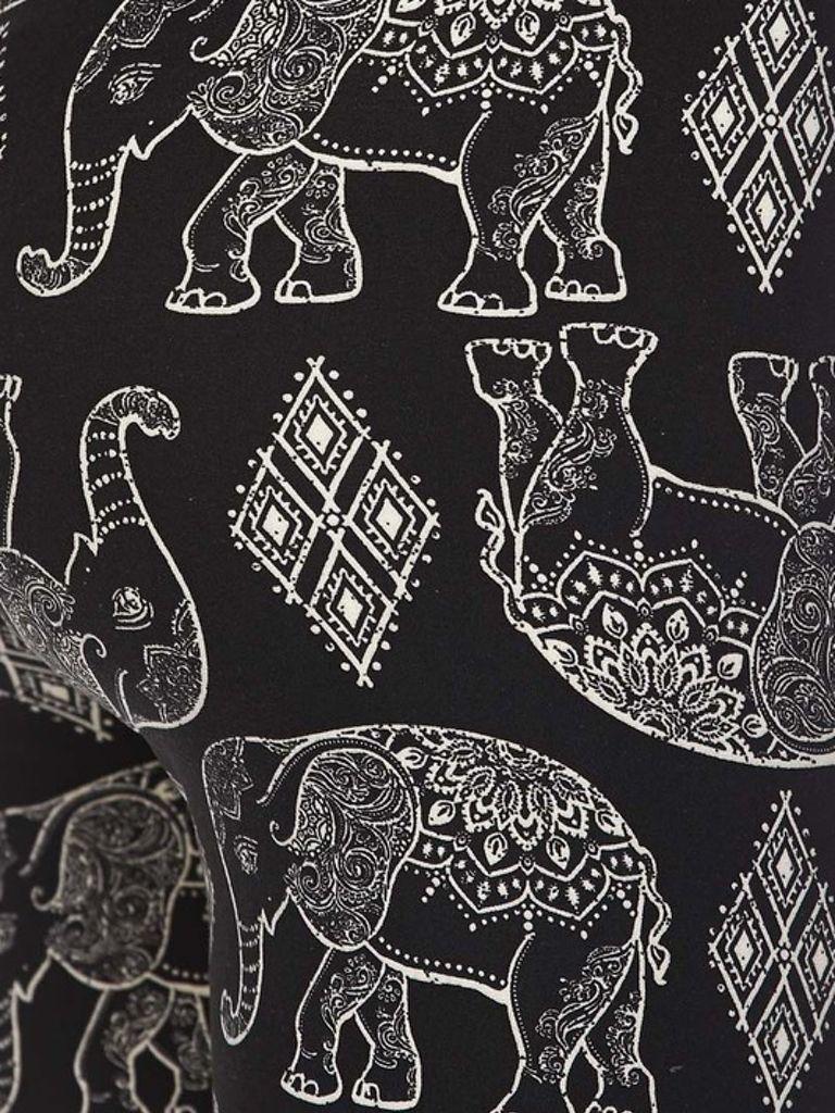 GCBLove Diamond Elephant Leggings