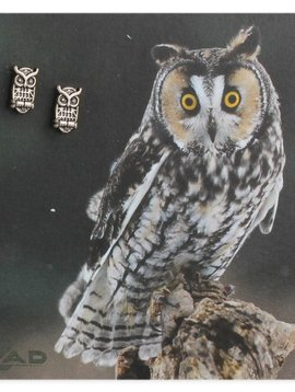 Silver Horned Owl Posts
