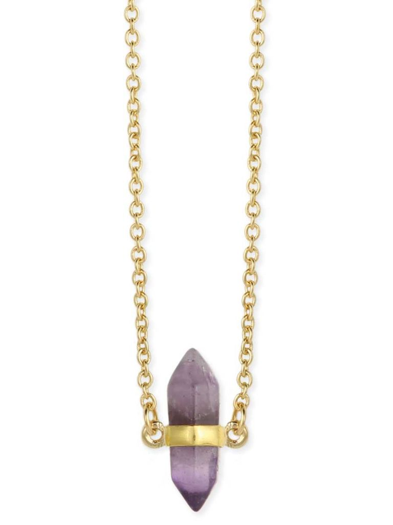 GCBLove Healing Amethyst Necklace