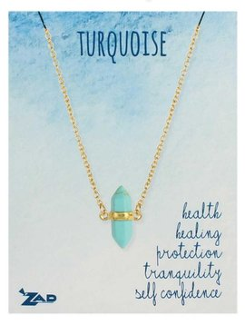 GCBLove Healing Turquoise Necklace