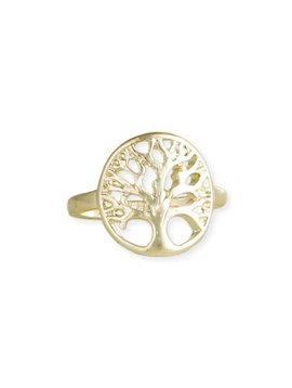 GCBLove Gold Tree Of Life Ring