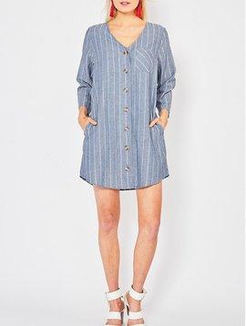 GCBLove Perfect Pinstripe Dress