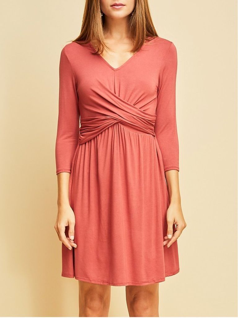 GCBLove Criss Cross My Heart Dress