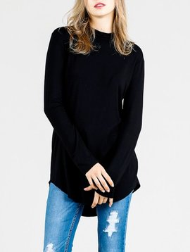 GCBLove Mock Neck Modal Top