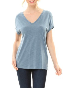 Pink Note Trudie Basic Tee