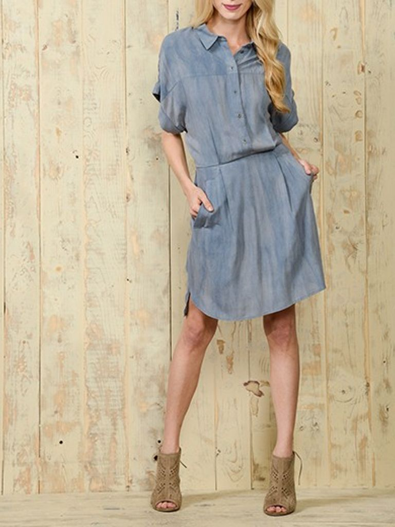 GCBLove Windswept Dress