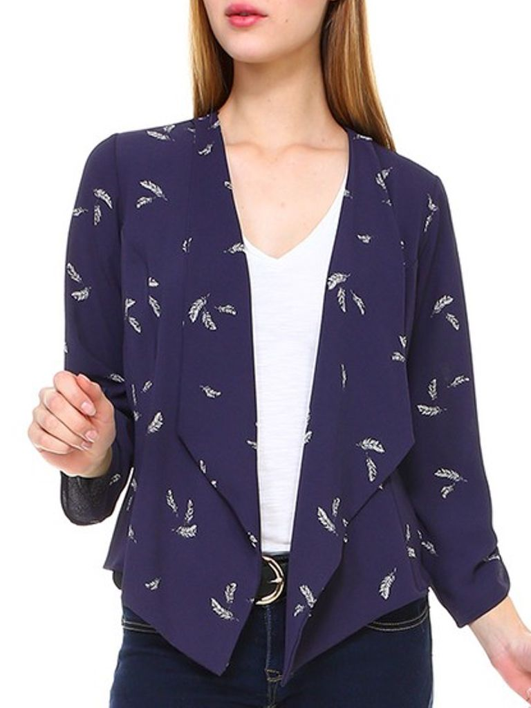 GCBLove Tail Feather Jacket