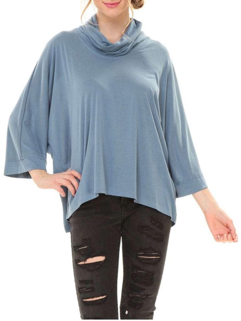 GCBLove Prudence Cowl Top