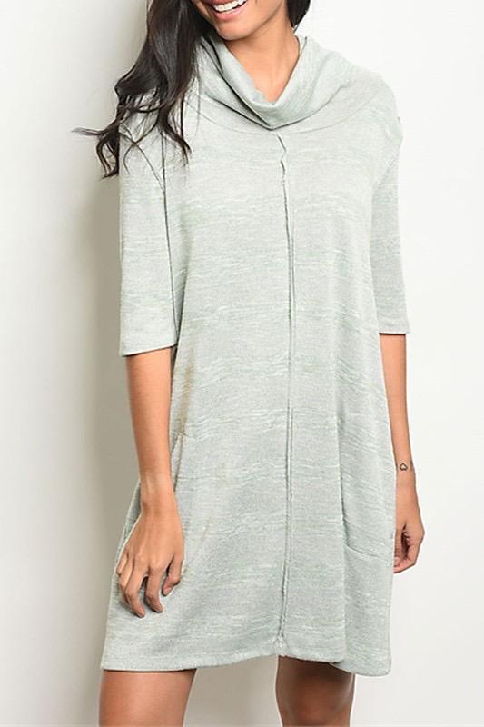 GCBLove Green Tea Dress