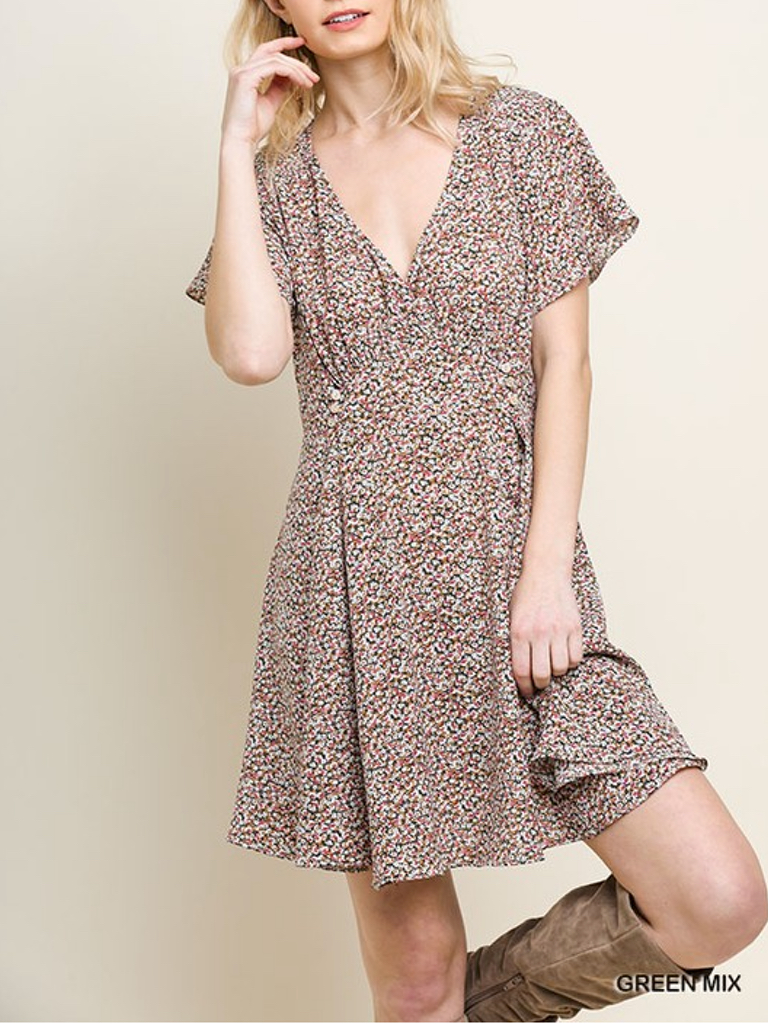 GCBLove Pocket of Posies Dress