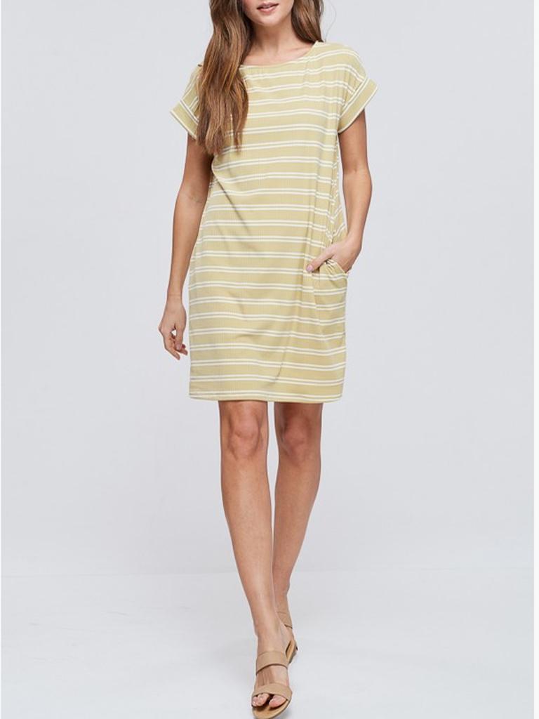 GCBLove Mellow Yellow Dress
