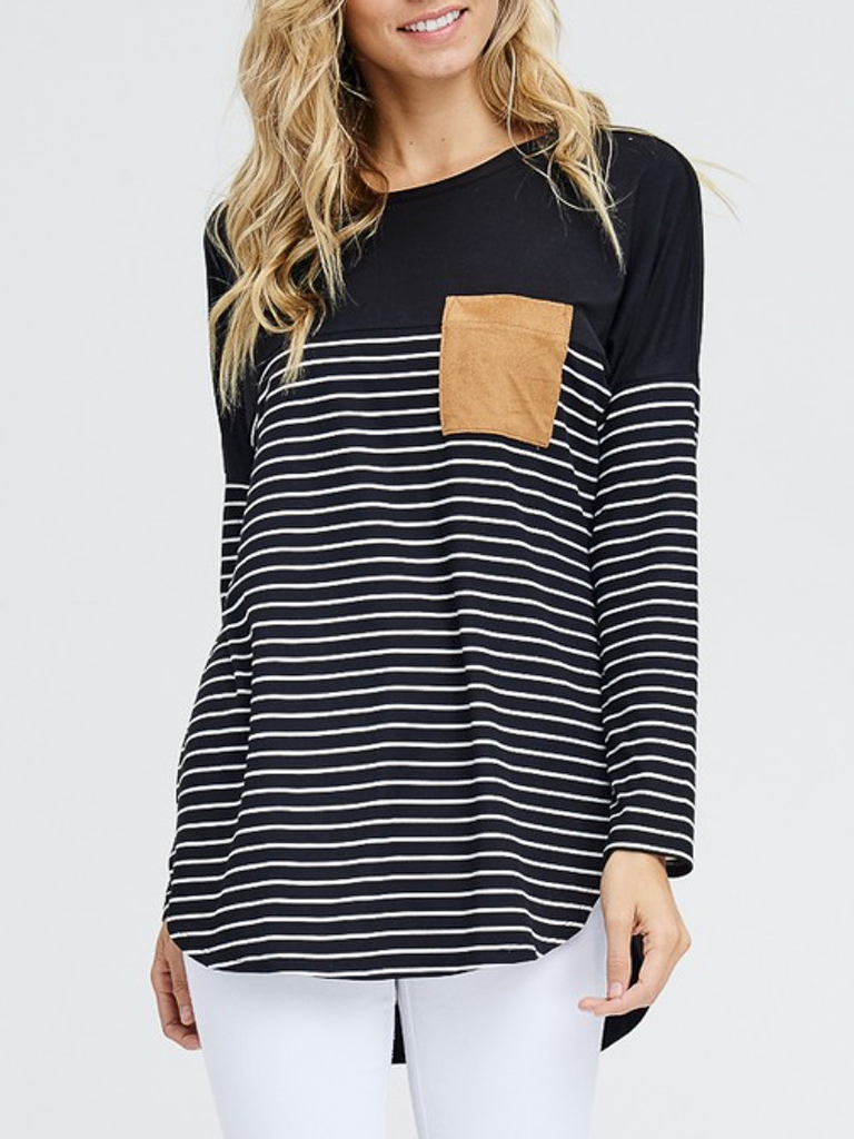 GCBLove Off Shore Pocket Top