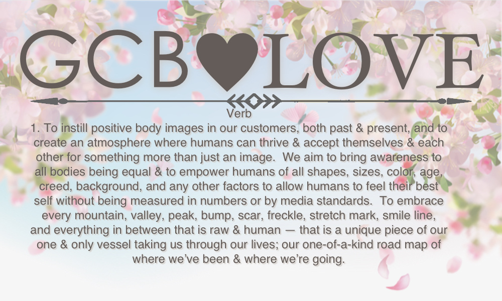 GCB Love Mission Statement - Spring