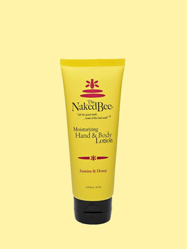 Naked Bee Jasmine and Honey Hand Lotion Small