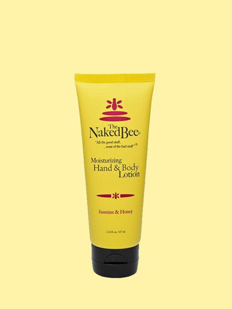 Naked Bee Jasmine and Honey Hand Lotion Small