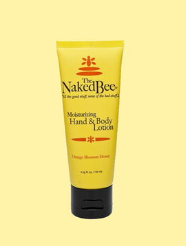 Naked Bee Orange Blossom Hand Lotion Small