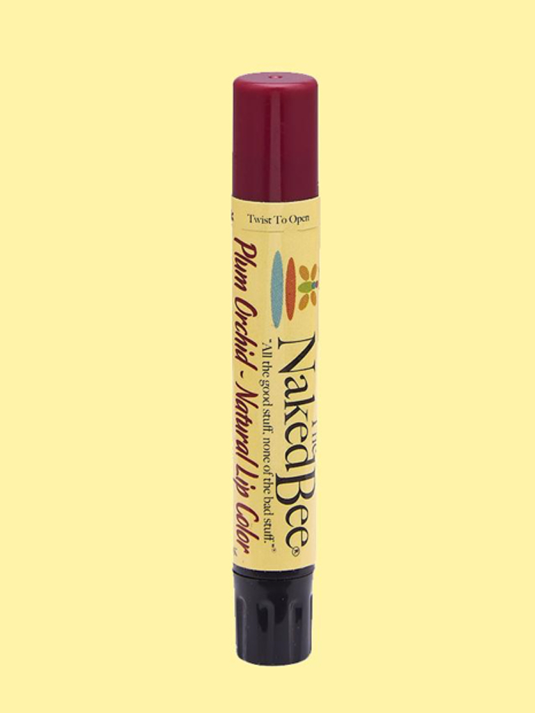Naked Bee Plum Orchid Lip Color