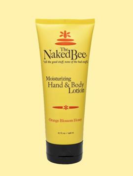 Naked Bee Orange Blossom Honey Hand Lotion Large